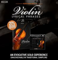 """SONUSCORE • Lyrical Violin Phrases • From The creators of """"The Orchestra"""""""