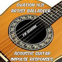 P2F Reverbs Releases Ovation 1621 Artist Balladeer Acoustic Guitar Impulse Responses-ovation-1621-cover.jpg