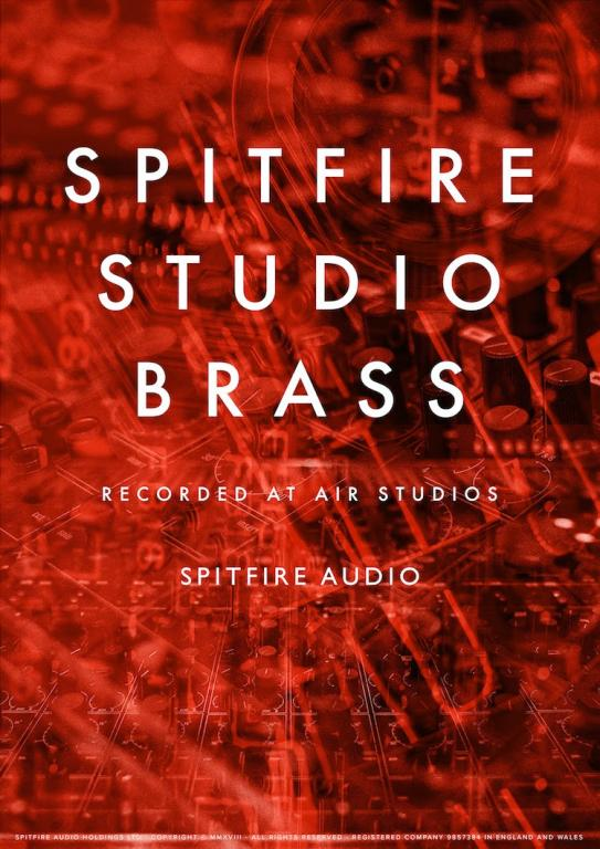Spitfire Audio announces availability of STUDIO BRASS