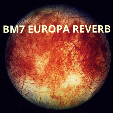 P2F Reverbs Releases BM7 Europa Reverb - $0.99!