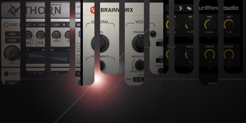 Plugin Alliance announces a new product line of Virtual Instruments