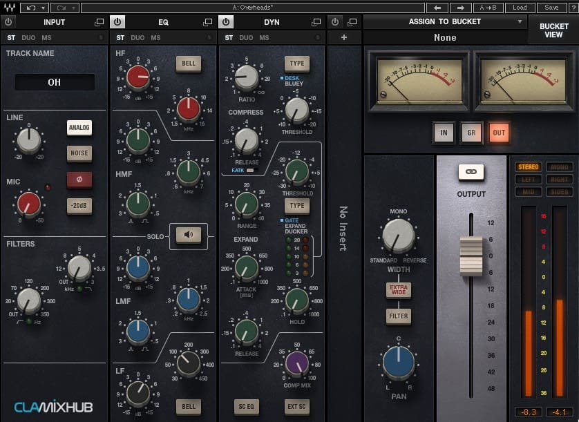 Waves introduces CLA MixHub Plugin - Gearslutz