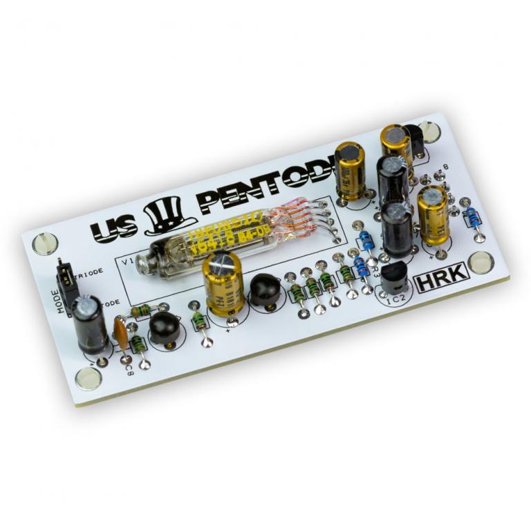 US Pentode Colour Module | NOS Raytheon 6418 USA Made Tube - Gearslutz
