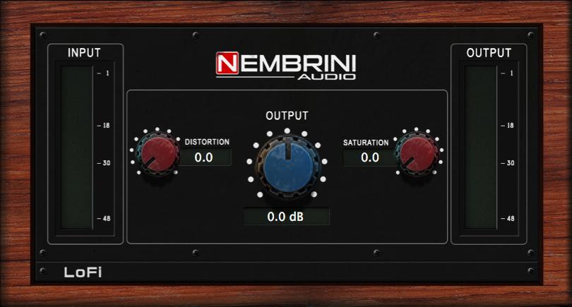 Nembrini Audio New FREE Vintage Clipper plugin - Gearslutz