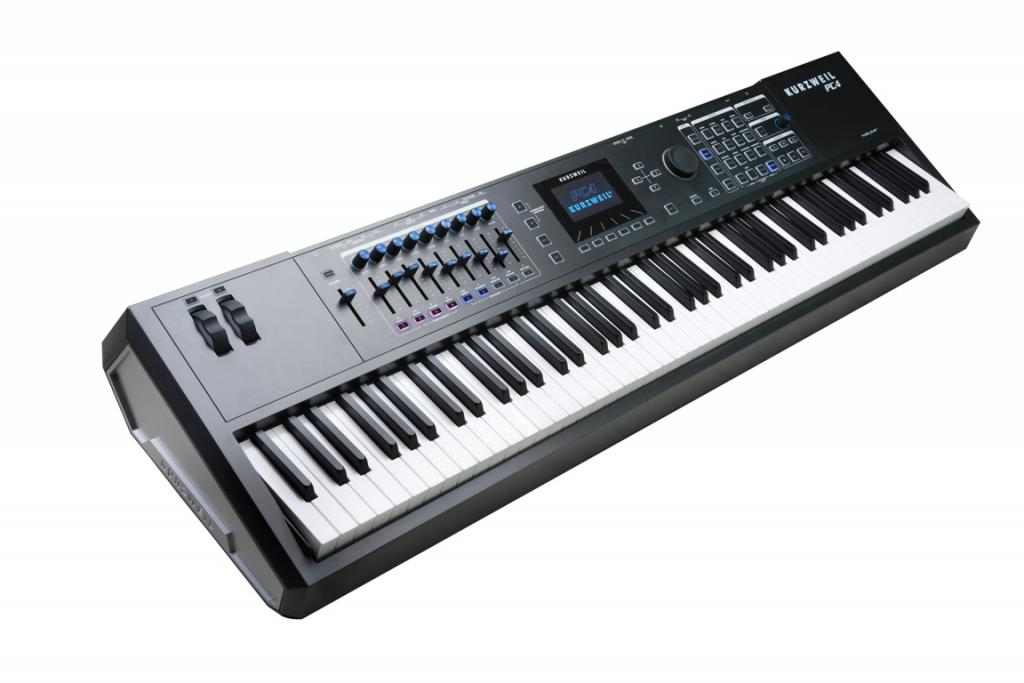 Kurzweil Introduces PC4 Performance Controller and Production Station