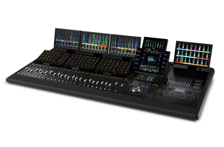 Avid announces S1 and S4 control surfaces - Gearslutz