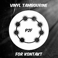Vinyl Tambourine For Kontakt By P2F-vinyl-tambourine-cover.jpg