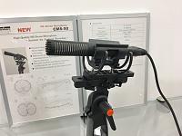 Sanken Chromatic CMS-50 Compact Mid Side (M-S) Stereo Shotgun Microphone-cms-50.jpg