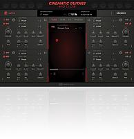Sample Logic announces Cinematic Guitars Motion-interface-2x.png