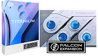 UVI releases Titanium, a new expansion for the recently updated falcon 2-box_gui_titanium.png