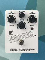 Prescription Electronics ships RX OVERDRIVER pedal re-issue-rx-overdriver.jpg