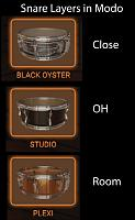 IK Multimedia announces availability of MODO DRUM-modo-snare-layers-01.jpg