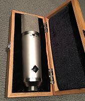 Announcing Serrano Audio's Vintage 87 Replica Microphone-serrano-87.jpg