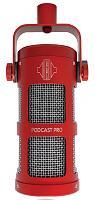 NAMM 2020: SONTRONICS PODCAST PRO dynamic microphone-sontronics_podcastpro_red-35-.jpg