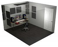 Auralex Acoustics Offers Roominator Starter Kit-roominator-starter-kit-sketchup.jpg