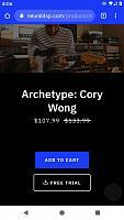 Neural DSP: Introducing Archetype: Cory Wong-screenshot_20200706-080627.jpg