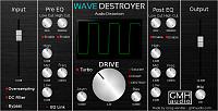 Wave Destroyer - Free Distortion VST/AU-wave-destroyer-screenshot.png