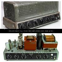 TELEFUNKEN V311 TUBE PREAMPLIFIER! (MIC-PRE & DI) IR'S By PTF Reverbs-telefunken-v311-tube-preamplifier-cover.jpg