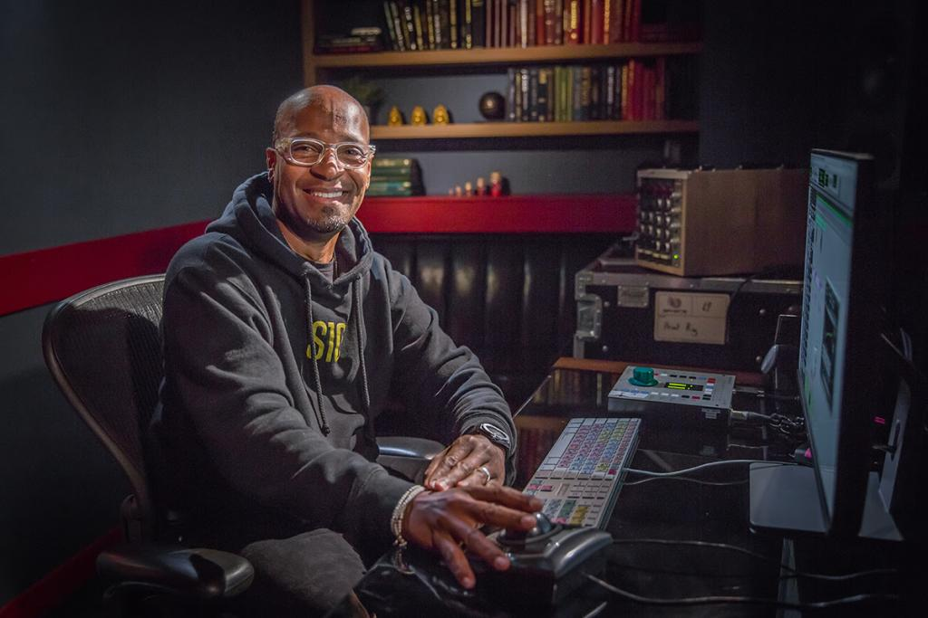 Mix With The Masters announces new Kuk Harrell series