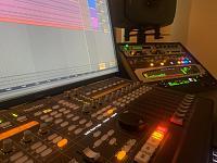 Solid State Logic unveils the UF8 Advanced Studio DAW Controller-analog-mix-rig.jpg