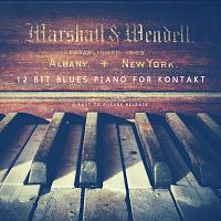 12 BIT BLUES PIANO FOR KONTAKT! By Past To Future-12-bit-blues-pianofor-kontakt-cover.jpg