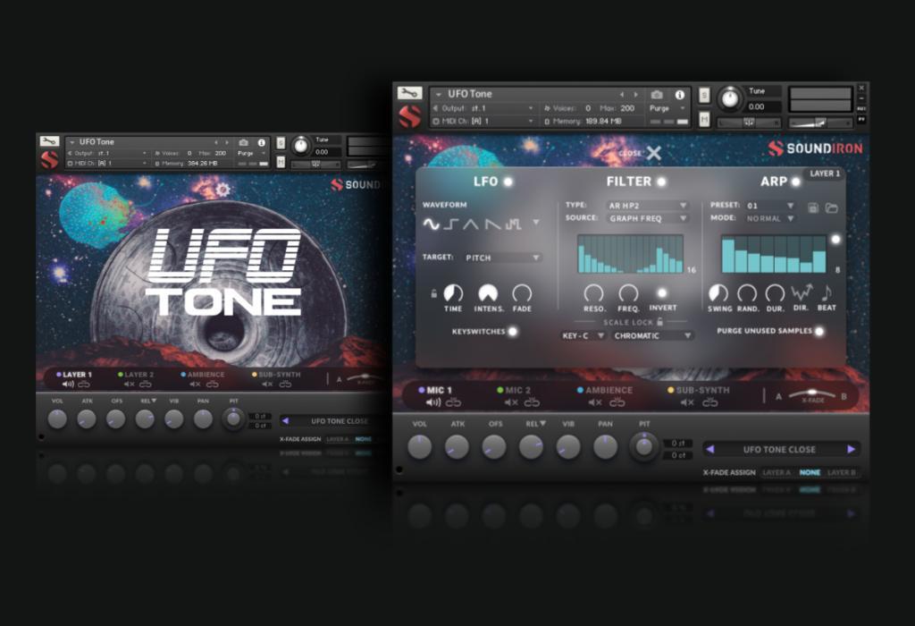 Soundiron releases UFO Tone