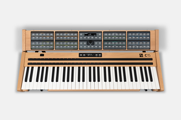 Nonlinear Labs announces USB MIDI and internal digital recording to the C15