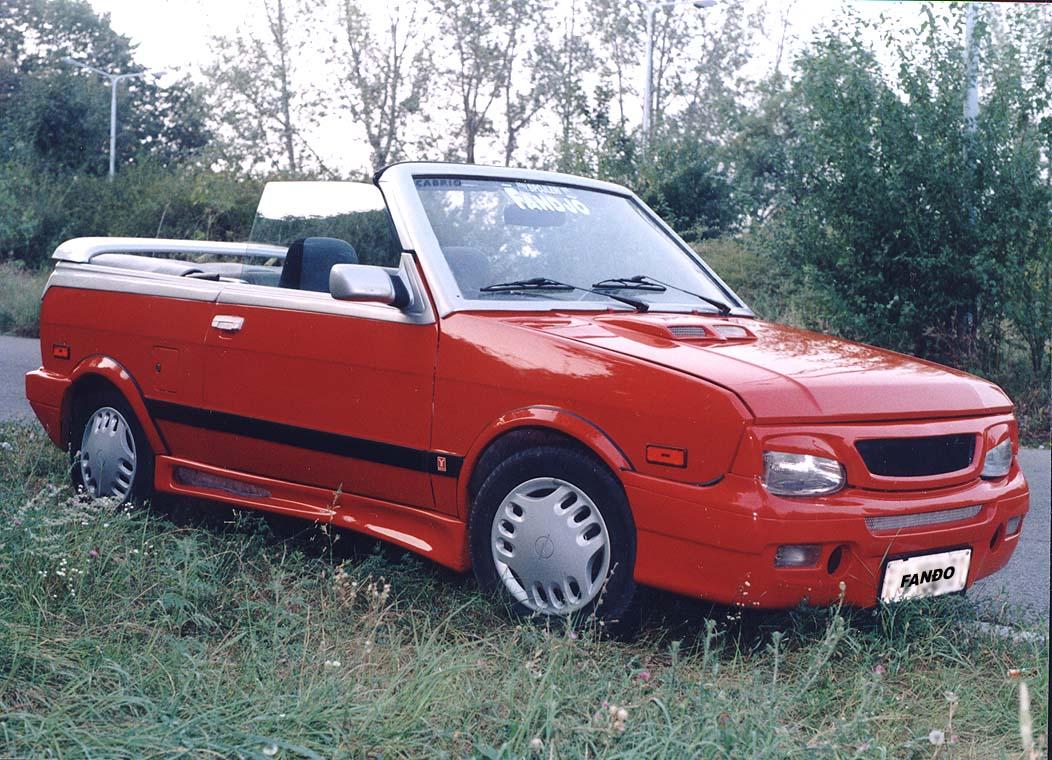 xrv 750 tuning fiat 750 tuning yugo red