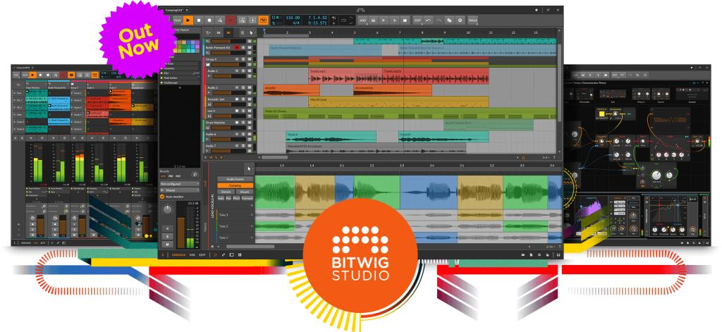 Bitwig Studio 4 is here and comes with a new sound package: Anti-Loops