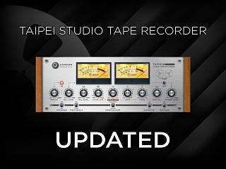 Taipei Studio Tape Recorder from London Acoustics - Official Acqua N4 plugin-update-alert_raster.jpg