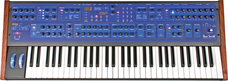 Poly Evolver Keyboard