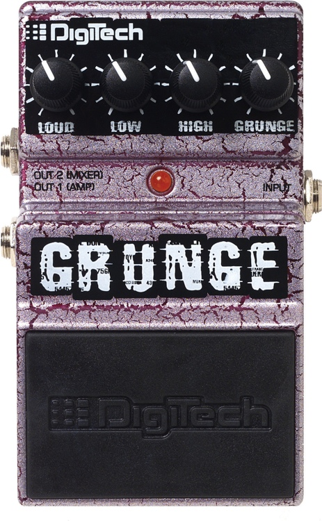 Grunge Distortion Pedal