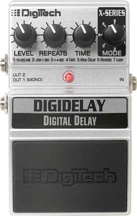 DigiDelay Delay Pedal