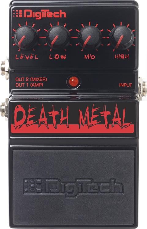 Death Metal Distortion Pedal