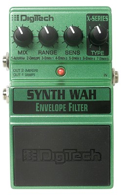 Synth Wah Pedal