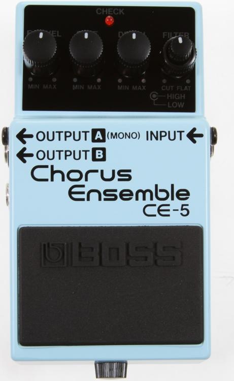 CE-5 Stereo Chorus Ensemble Pedal