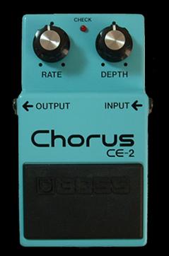 CE-2 Chorus Pedal