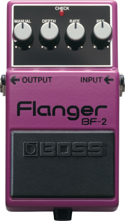 BF-2 Flanger Pedal