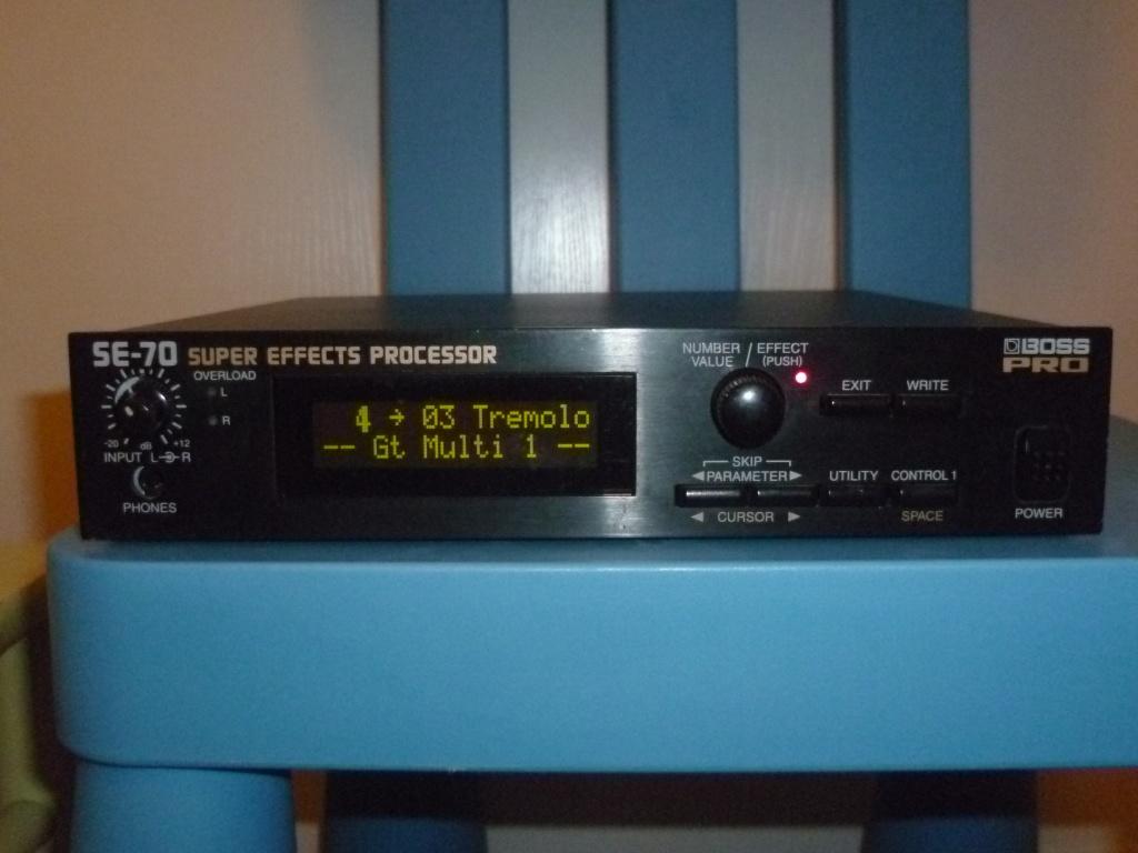 SE-70 Super Effects Processor