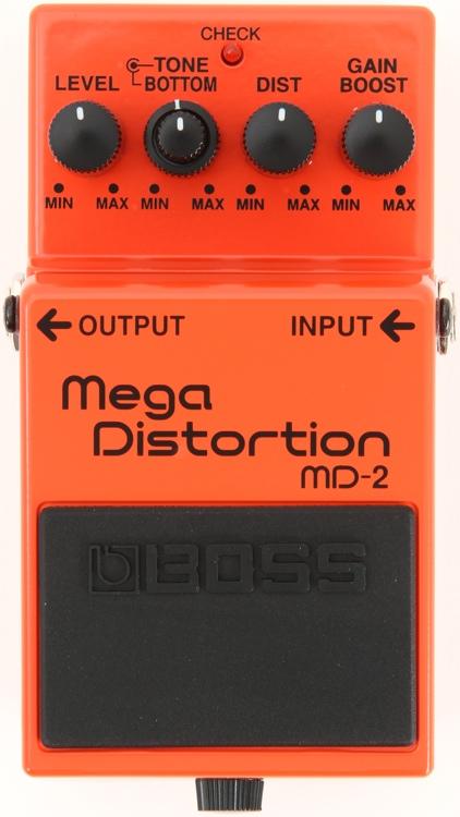 MD-2 Mega Distortion Pedal