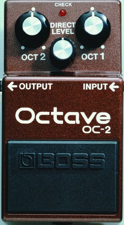 OC-2 Octave Pedal