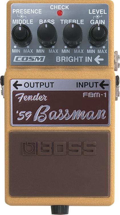 FBM-1 Fender '59 Bassman Pedal
