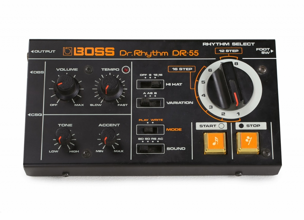 DR-55 Dr.Rhythm (Drum Machine)