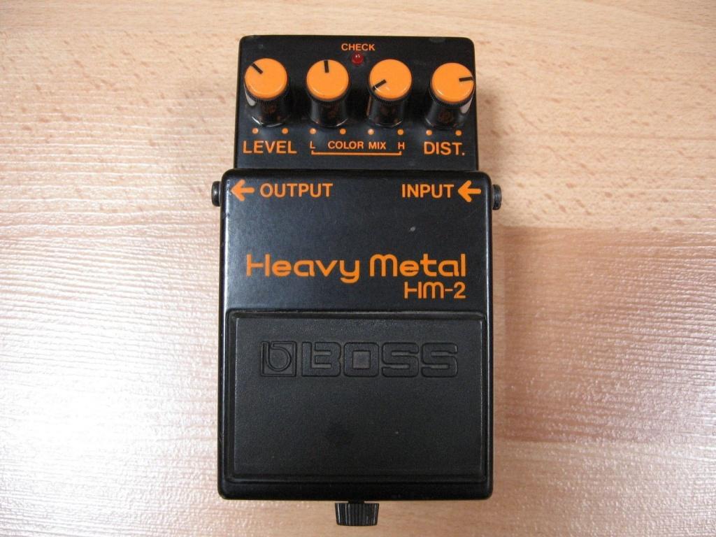 HM-2 Heavy Metal Pedal