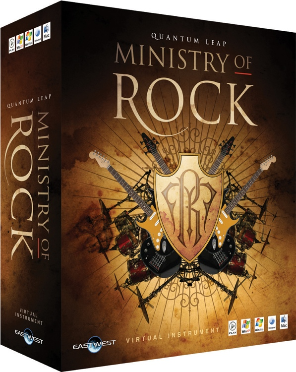 Ministry of Rock