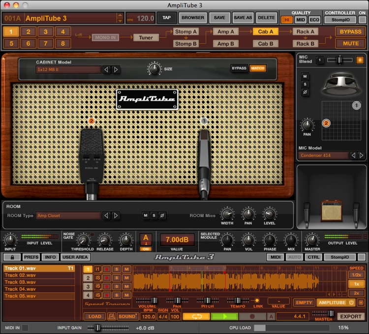 Guitar Rig vst VS A Real Guitar Rig - Page 2 - Gearslutz