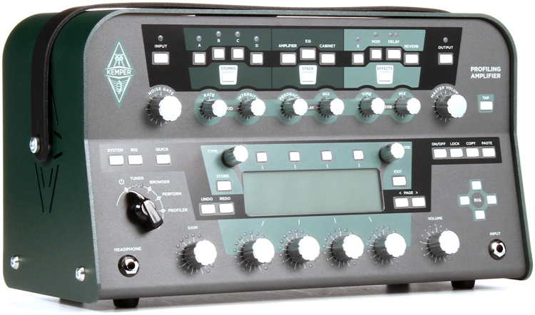 Profiler Amplifier Head BK