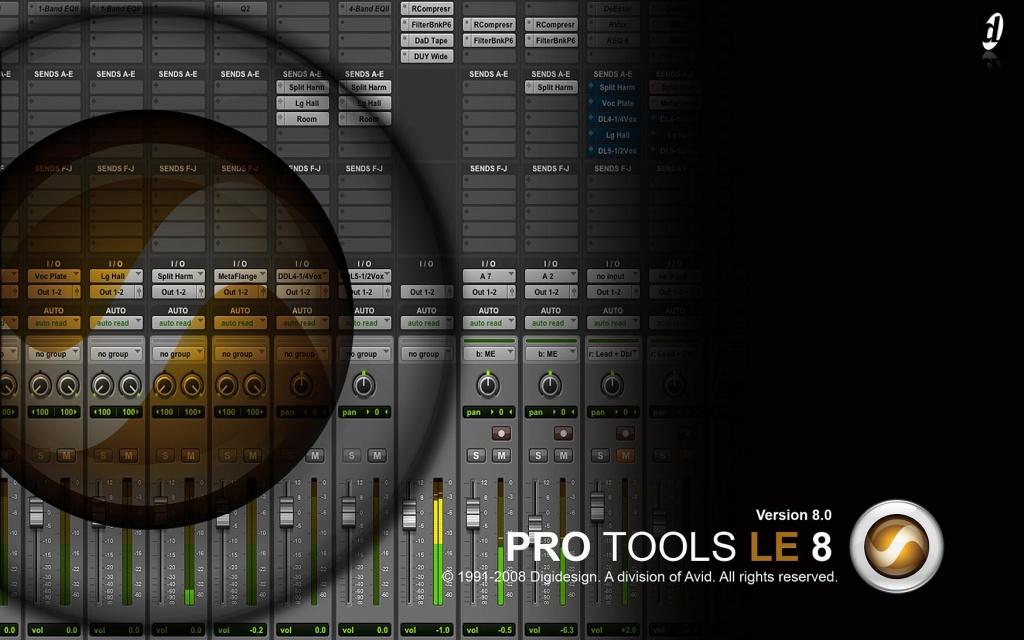 Pro Tools LE 8