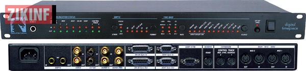 DTP - Digital Timepiece