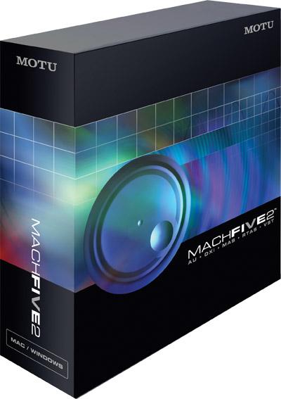 MachFive 2